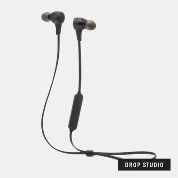 Massdrop x NuForce Stride Bluetooth IEMs