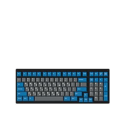 Massdrop x Oblotzky GMK Space Cadet Keycap Set | Price & Reviews | Massdrop