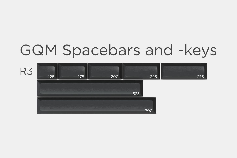 Massdrop x Oblotzky SA Oblivion Custom Keycap Set