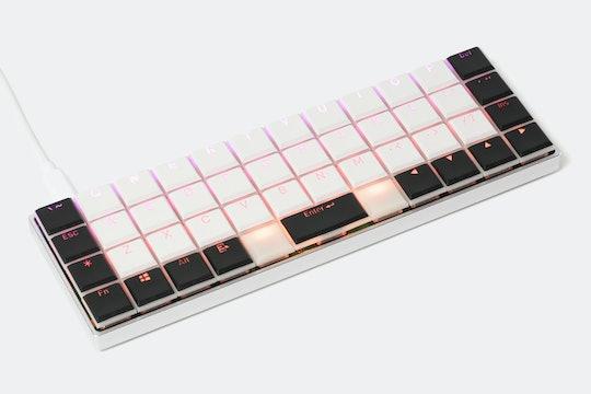 Massdrop x OLKB Planck Light Mechanical Keyboard