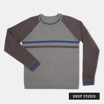 Massdrop x Peak to Plateau Yakino Wool Sweater