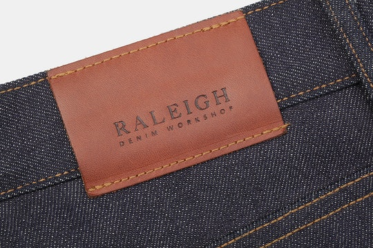 Massdrop x Raleigh Denim Jones Slim