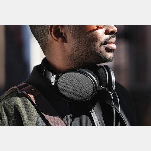 dc2f7f230e0 01 / 16. Massdrop x Sennheiser HD 58X Jubilee Headphones. bookmark_border