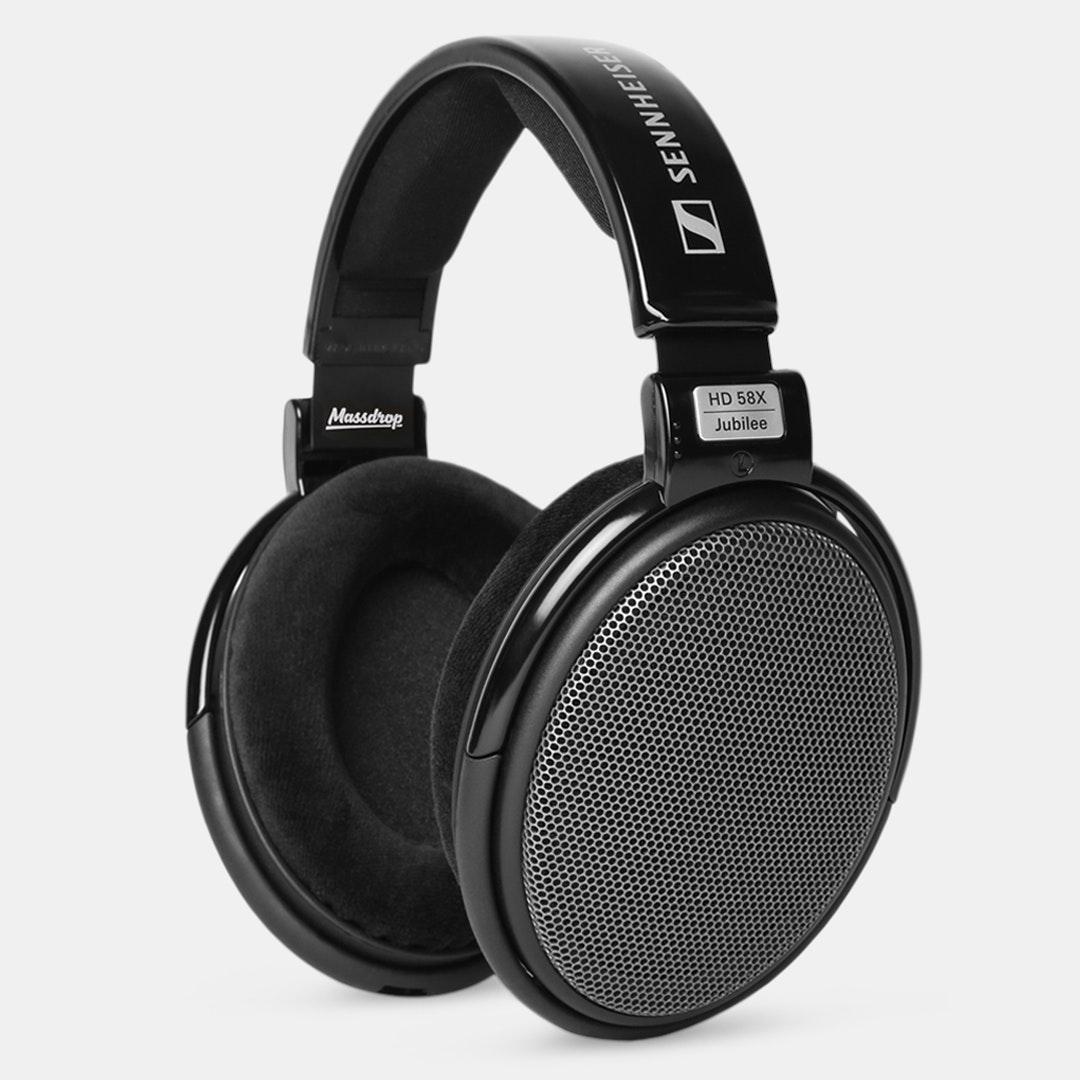 multiple colors sleek hot sale Massdrop x Sennheiser HD 58X Jubilee Headphones   Price & Reviews ...