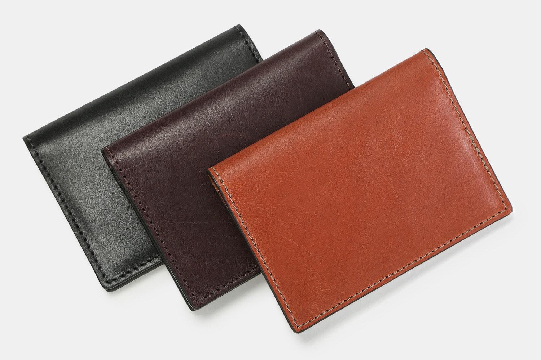 Massdrop x The British Belt Co. Lyon Wallet