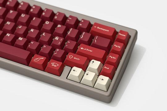 Massdrop x Zambumon GMK Jamón Custom Keycap Set