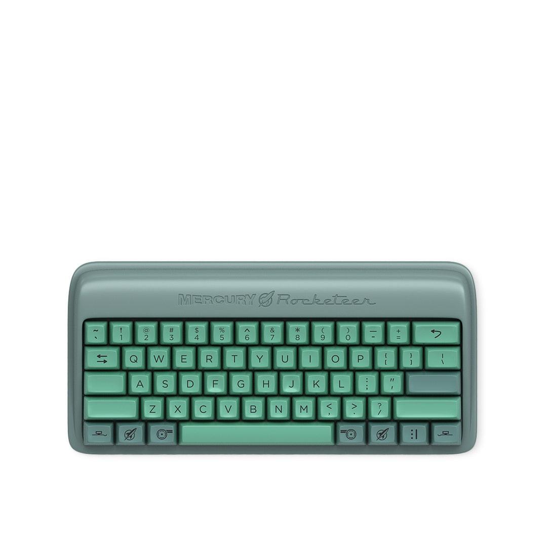 Massdrop x Zslane Mercury Rocketeer Keyboard