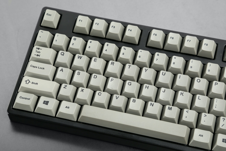 Master Control Cherry Dye Sub Keycap Set