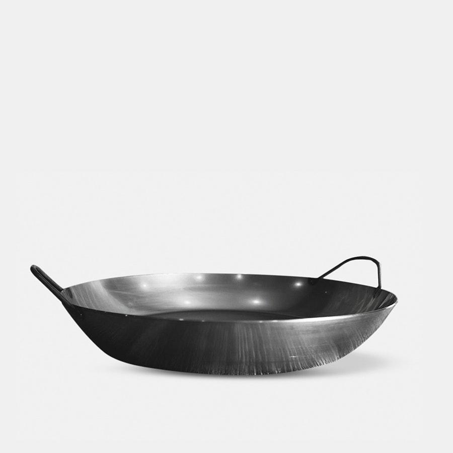 Matfer Black Steel Paella Pans