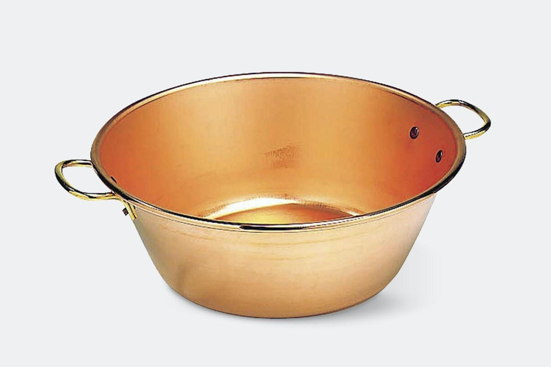 Matfer Bourgeat Copper Jam Pan