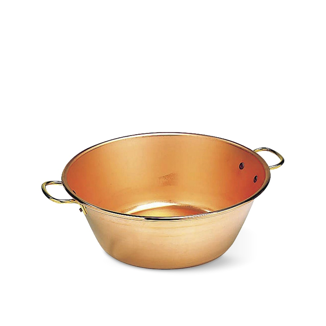 Matfer Bourgeat Copper Jam Pan