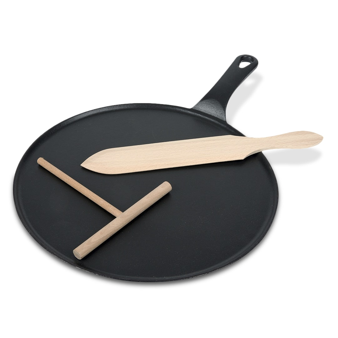 Matfer Cast Iron Crepe Pan