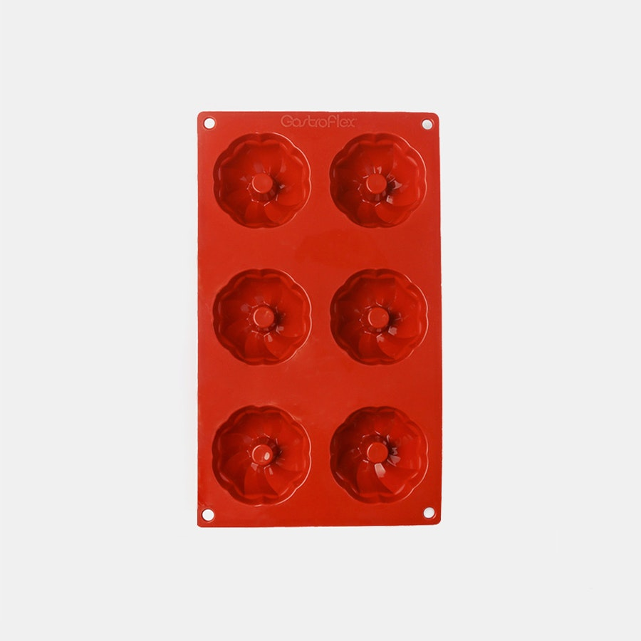 Matfer Gastroflex Baking Molds (Set of 3)