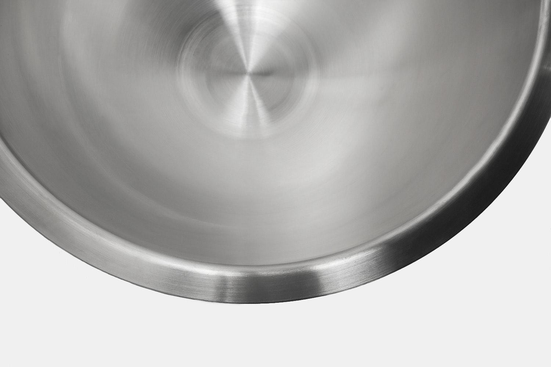 Matfer Mixing Bowl & Dough Scraper