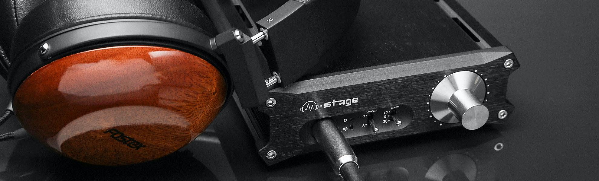 Matrix M-Stage HPA-3U+ DAC/Amp