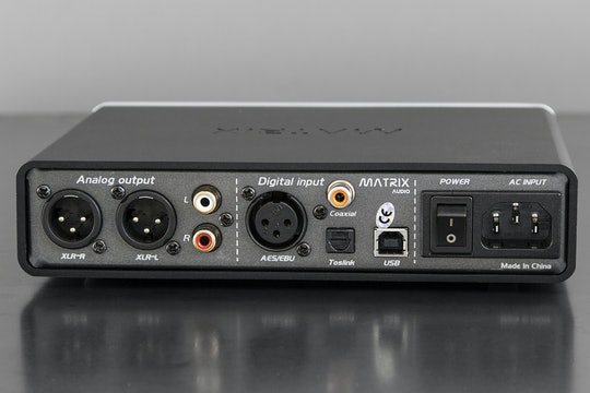 Matrix Mini I DAC/Amp