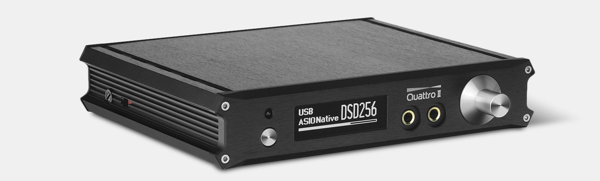 Matrix Quattro II DAC/Amp