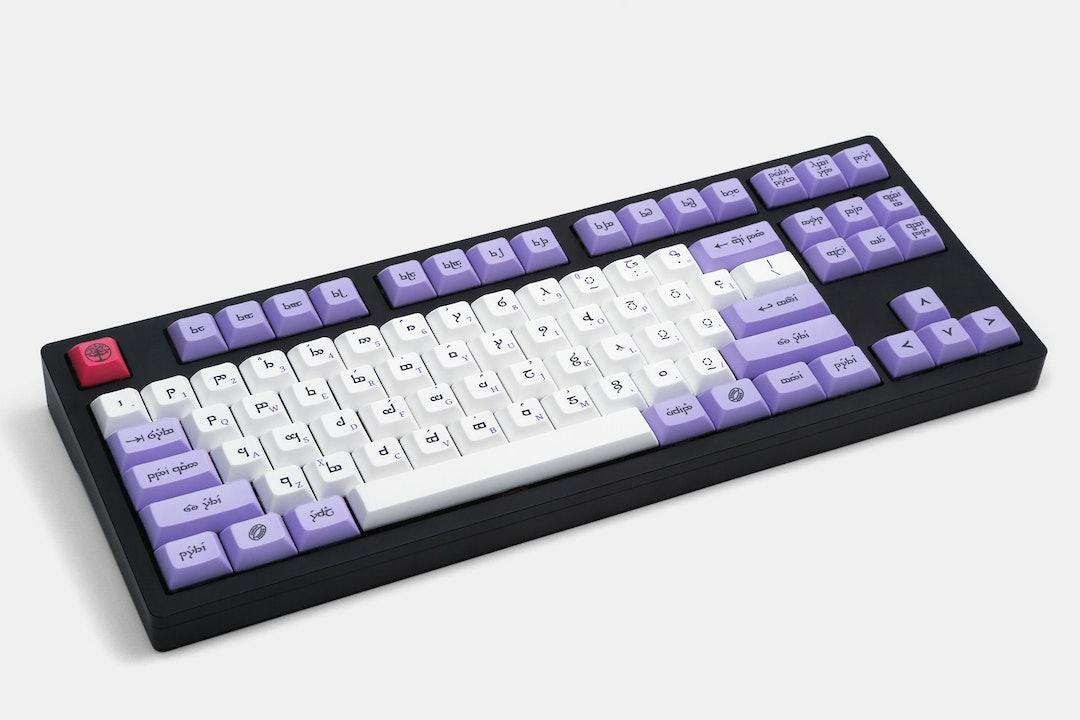 Matt3o Nerd DSA Keycap Set