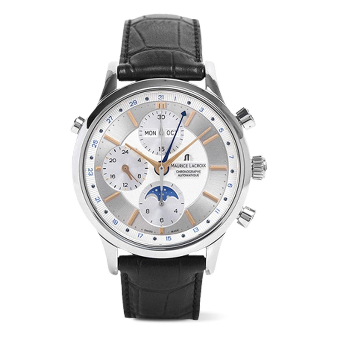 Maurice Lacroix Les Classiques Phases de Lune Watch