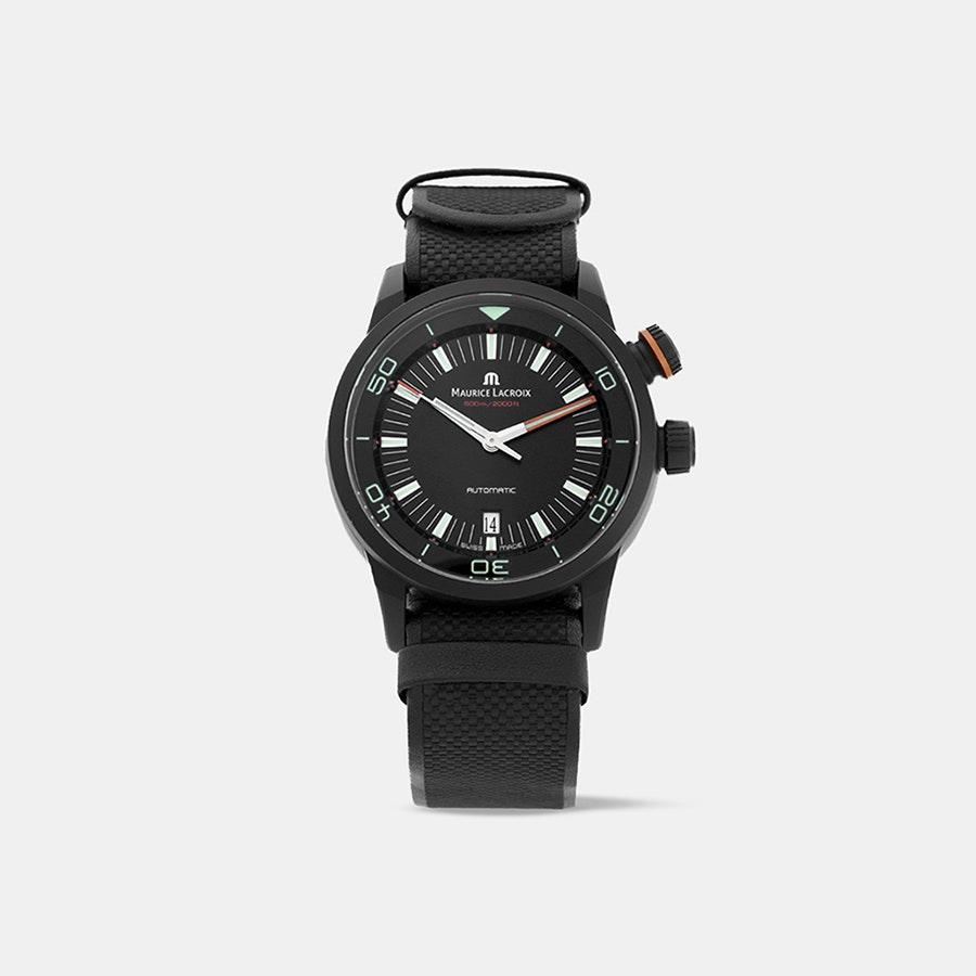 Maurice Lacroix Pontos S Diver Automatic Watch