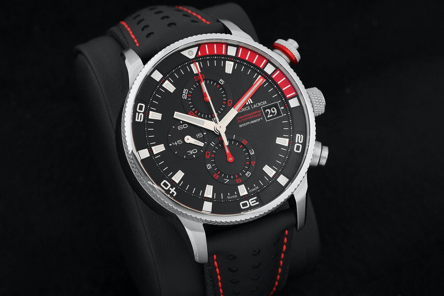 Maurice Lacroix Pontos S Supercharged Watch