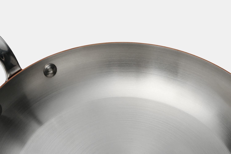 Mauviel M'150 Fry Pans (Set of 2)