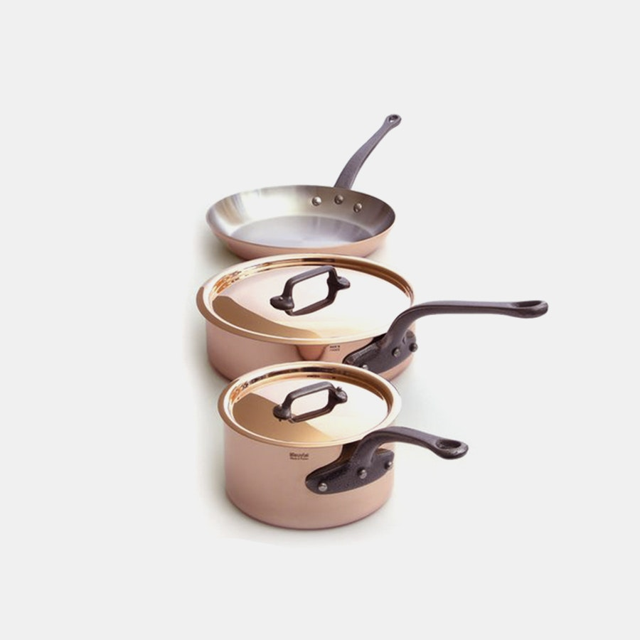 Mauviel M'250C Cookware Sets