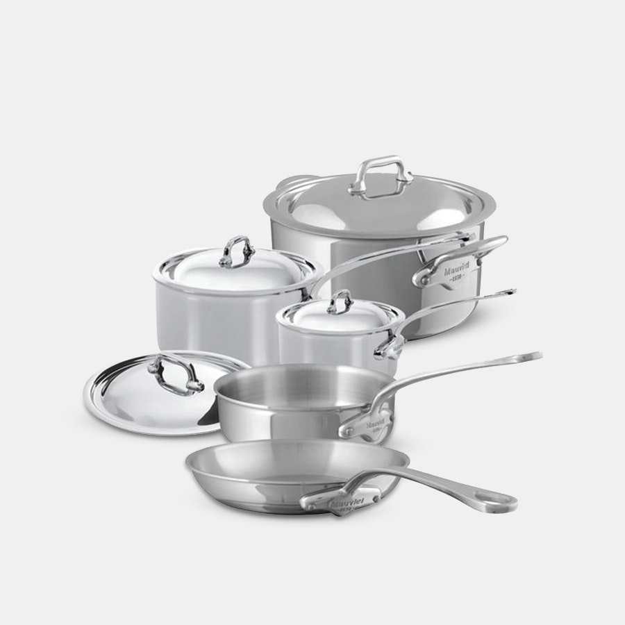 Mauviel M'Cook Cookware Sets
