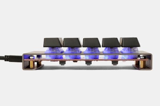 Max FALCON-20 RGB Programmable Mini Macropad
