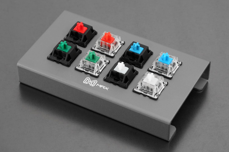 Max Keyboard Ultimate Sampler Tester Kit