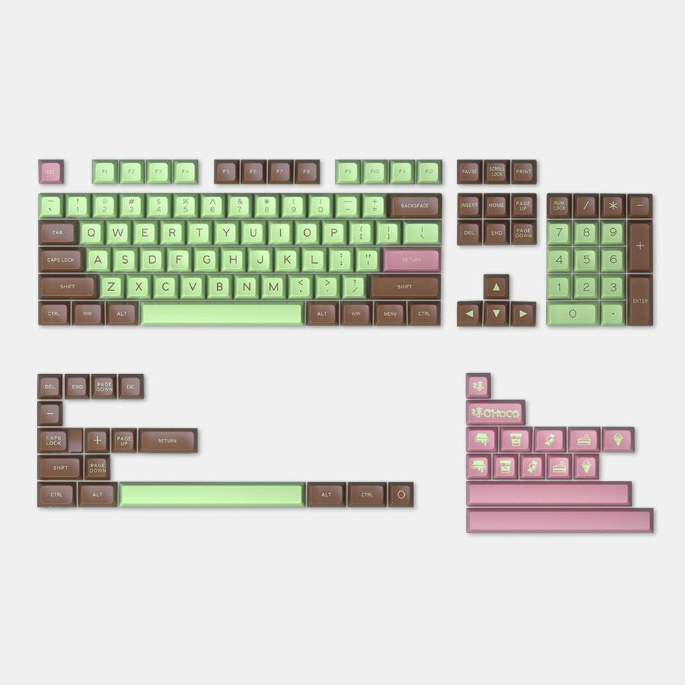 MAXKEY Mochoco SA Keycap Set