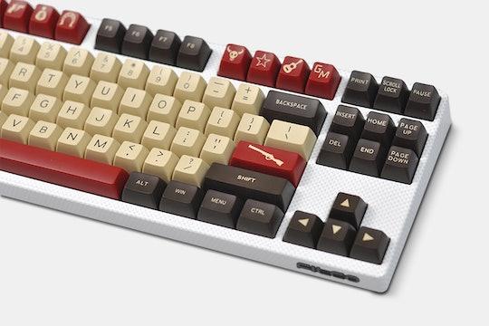 MAXKEY Western SA Keycap Set