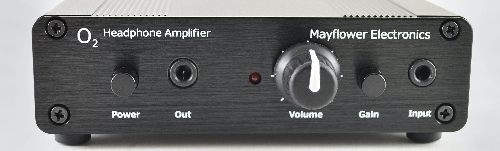 Mayflower Electronics O2+ODAC(revB) Combo