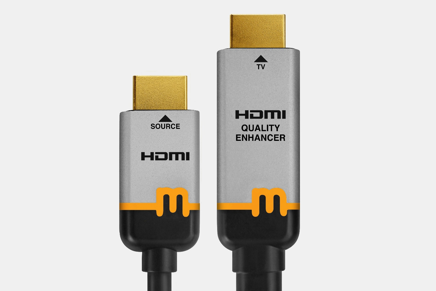 mCable Upscaling HDMI Cable With 4K UHD Processing