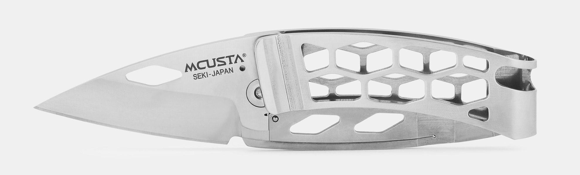 Mcusta Limited-Edition Money Clip Knife