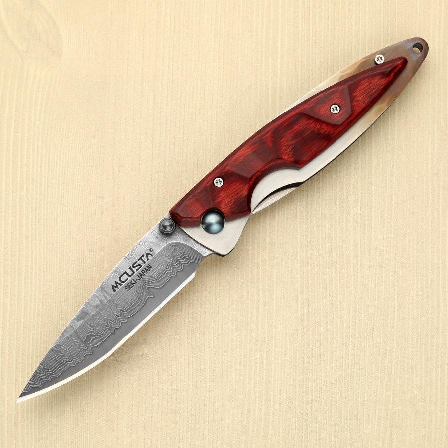 Mcusta MC-7 Kasumi Pocket Knife
