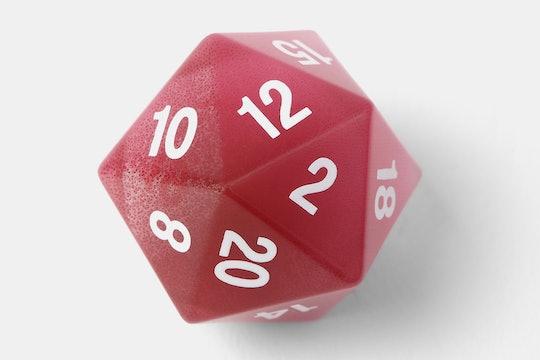 MDG Cat's Eye Pink Gemstone Polyhedral Set
