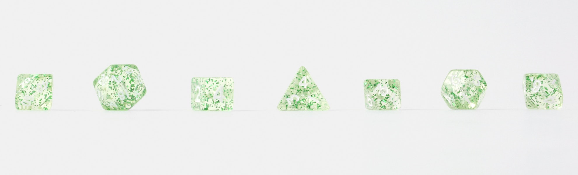 MDG Mini Ether Dice Sets (4-Pack)