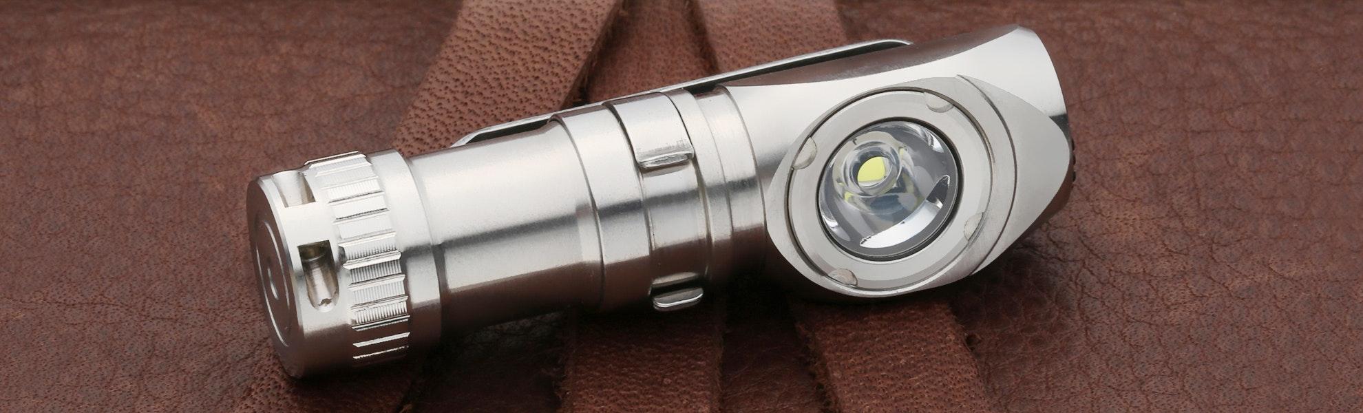 MecArmy FM11 Flashlight