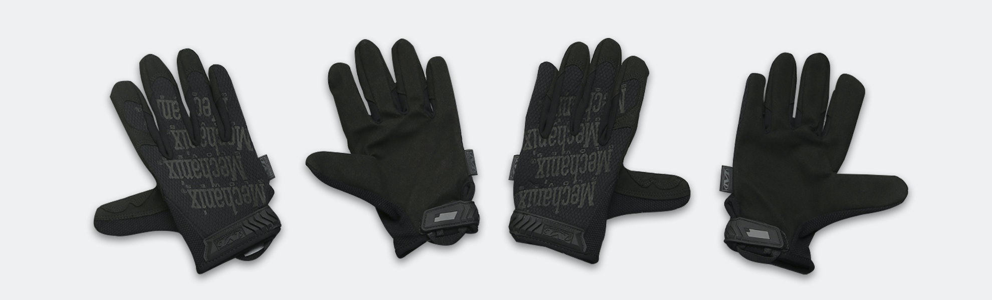 Mechanix Wear Original Gloves (2-Pack)