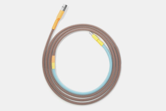 Mechcables 1976 Custom Mechanical Keyboard Cable
