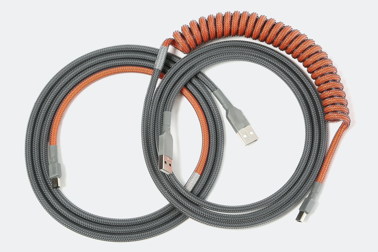 Mechcables Carbon Custom-Sleeved USB Cable