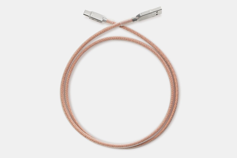 Copper w/ Clear Techflex (+$1)
