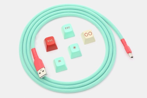 Mechcables Jukebox Custom Sleeved Usb Cable Price