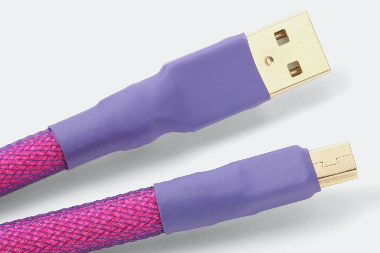 Mechcables Laser Custom-Sleeved USB Cable