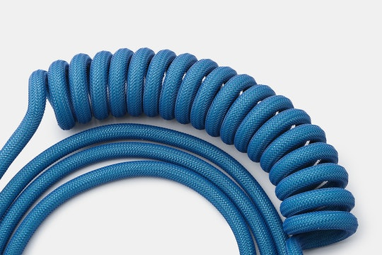Mechcables Nautilus Custom Sleeved USB Cable
