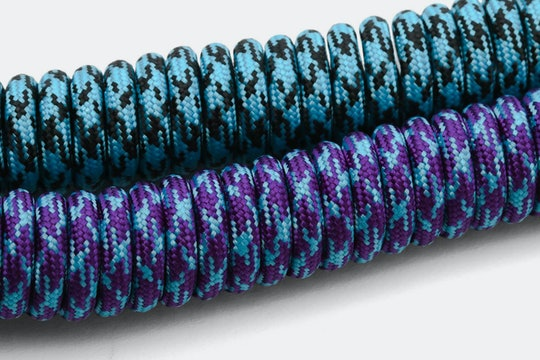 Mechcables Pulse v2 Custom-Sleeved USB Cables