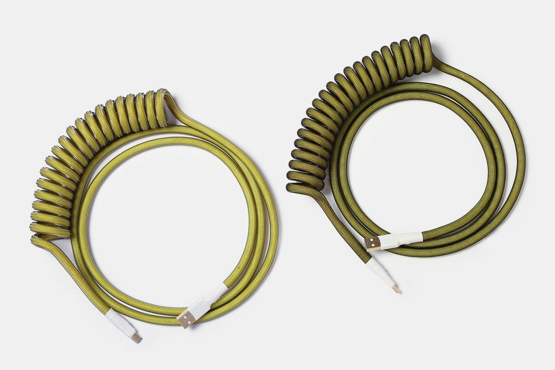 Mechcables Serika Custom-Sleeved USB Cable