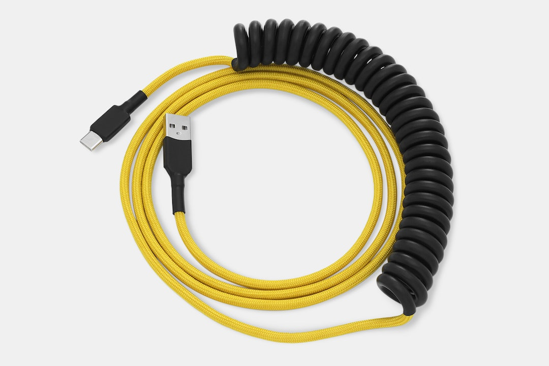 Mechcables Serika V3 Custom-Sleeved USB Cable
