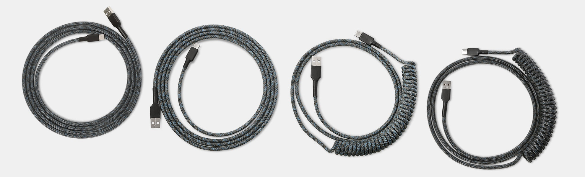 Mechcables Sky Dolch Custom-Sleeved USB Cable